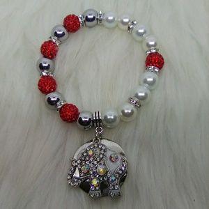 Handcrafted Sorority bracelets